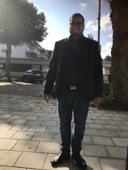 Jonas, arbetsförmedlare hos Arbetsmarknadsstyrelsen på Åland